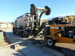 Concrete Delivery